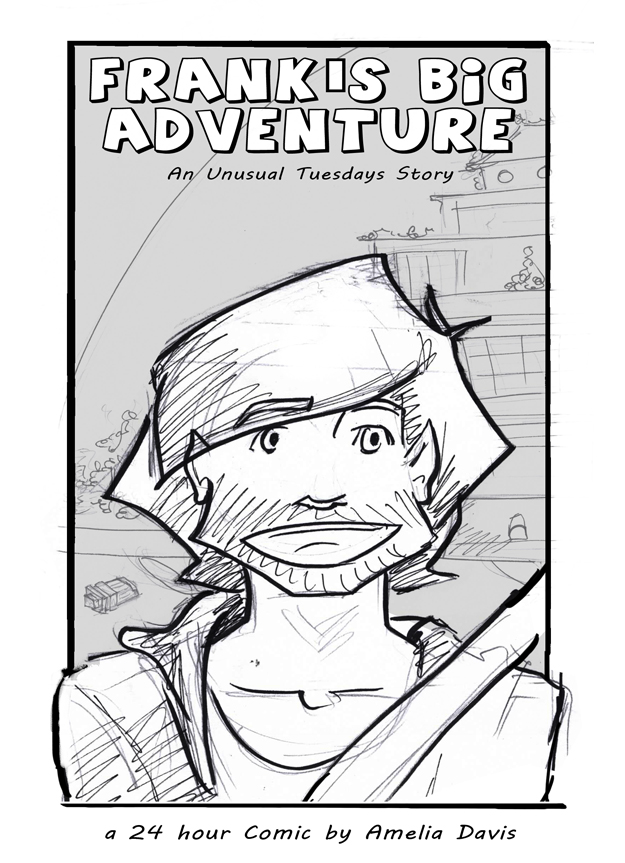 Frank's Big Adventure Cover